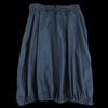 ts(s) - Cotton Silk Micro Faille String Balloon Skirt in Navy