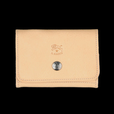 Il Bisonte - Piccolino Card Case in Naturale