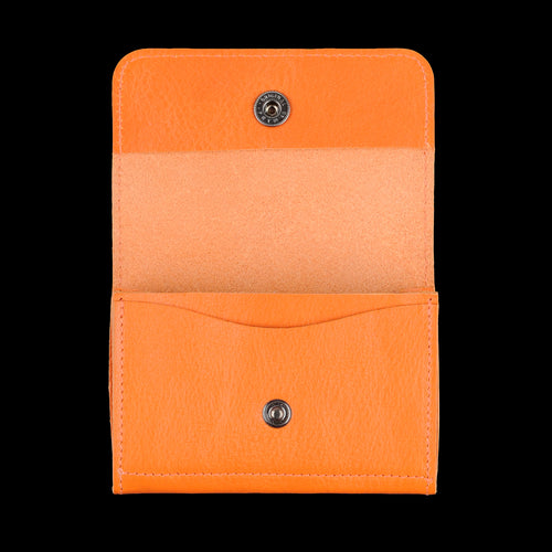 Piccolino Card Case in Orange