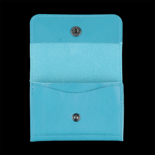 Piccolino Card Case in Turchese