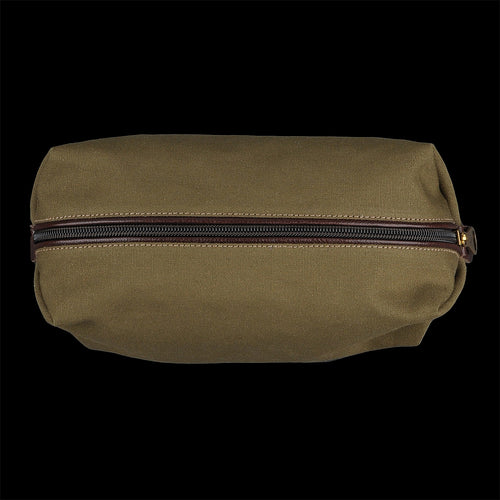 Piccolino Large Case in Kakhi Canvas