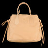 Il Bisonte - Bow Shoulder Bag in Naturale