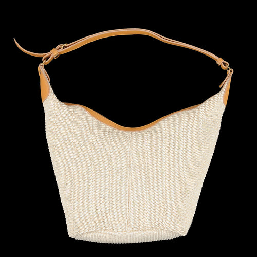 Flow Medium Hobo Bag in Naturale Multi Fabric