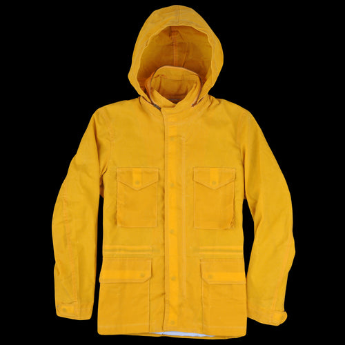 Rainy Day M65 Jacket in Yellow