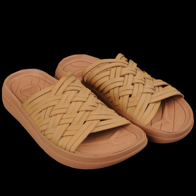 Malibu Sandals - Zuma 2 Vegan Leather in Tan