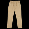 Officine Generale - Pigment Dye Italian Cotton Jay Pant in Tan