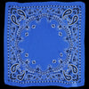 Destin - Cashcot Bandana in Blue