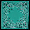 Destin - Cashcot Bandana in Green