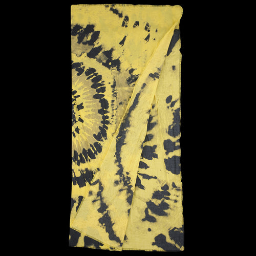 Psyco Quadra Scarf in Yellow