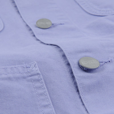 Carhartt WIP - Michigan Chore Coat (Spring) in Soft Lavender