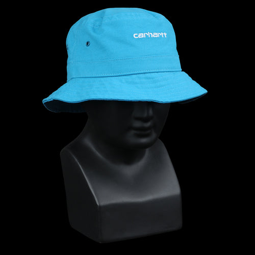 Script Bucket Hat in Pizole