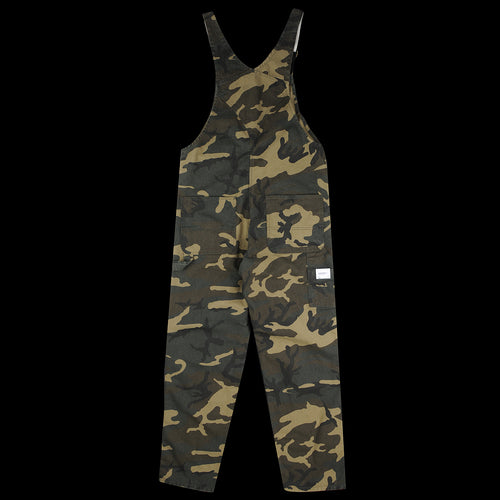 Bib Overall in Laurel Camo
