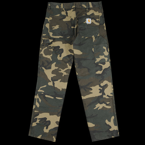 Single Knee Pant in Laurel Camo