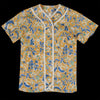 W'menswear - Girls League Shirt in Beige Print