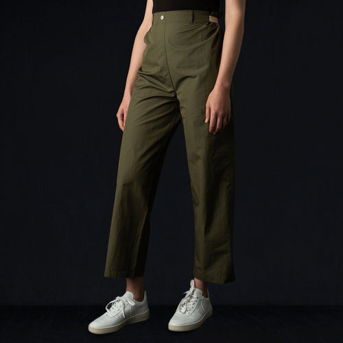 Mess Pant in Green