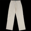 W'menswear - Tropical Combat Pant in Off White