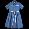 W'menswear - Field Aid's Dress in Blue