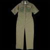 W'menswear - Tropical Fieldwork Suit in Green