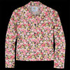 Golden Bear - Aptos Coach Jacket in Floral Pink
