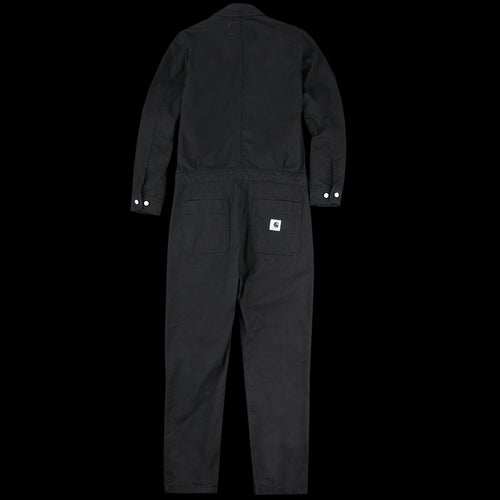 Cass Coverall in Black