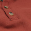 Howlin' - Astral Dreams Polo Sweatshirt in Reddish