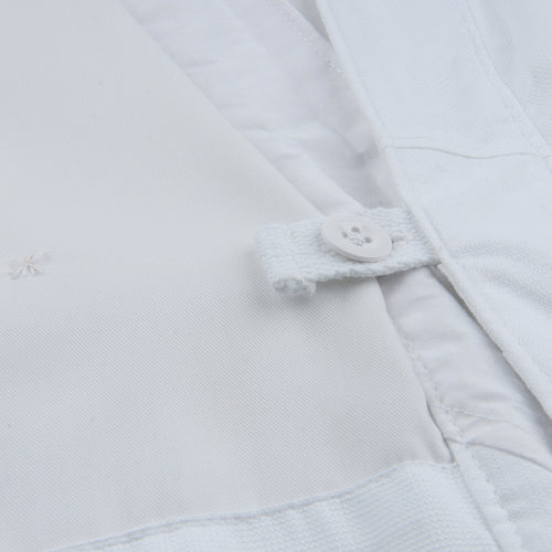 The Gaijin Shirt in White