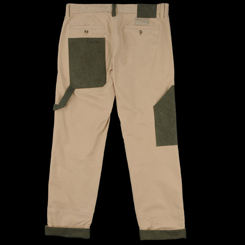 The Patagonia Chino in Khaki
