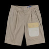 Atelier & Repairs - The Gurkha Short in Khaki