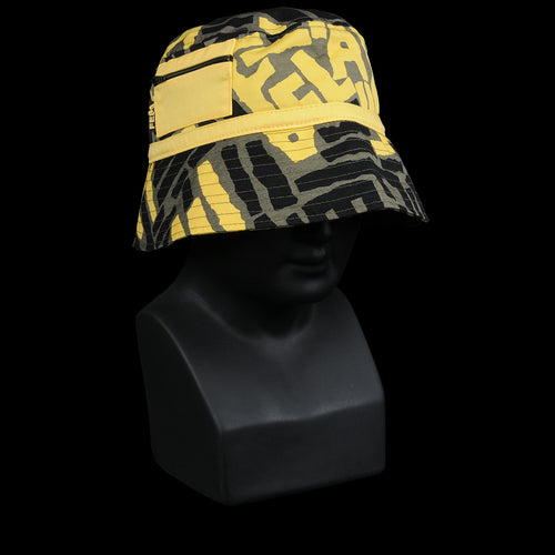Fela Kuti Bucket Hat in Rover Green