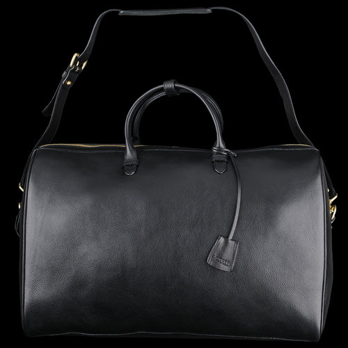 No. 12 Weekender Bag in Black