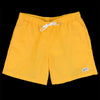 Bather - Solid Swim Trunk in Yellow