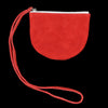 Fot - Half Circle Pouch in Red