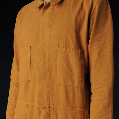 Prospective Flow - T-823 Coverall in Mustard