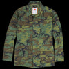 Beams+ - Military Utility Jacket in Camo
