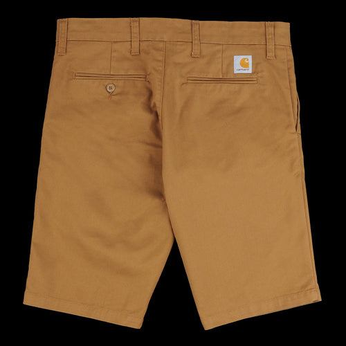 Sid Short in Hamilton Brown