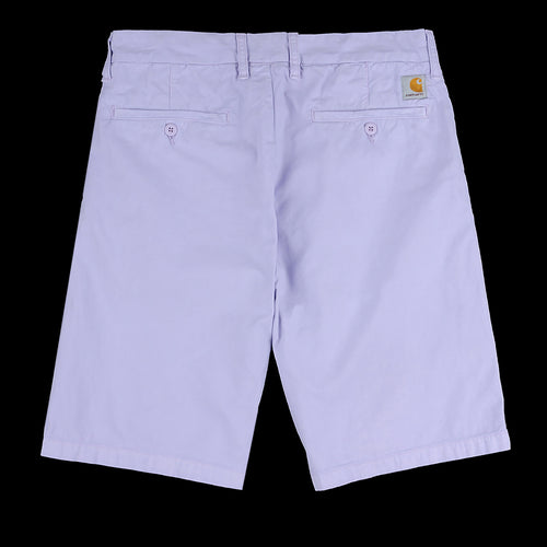 Johnson Short in Soft Lavender