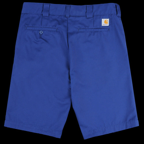Master Short in Metro Blue