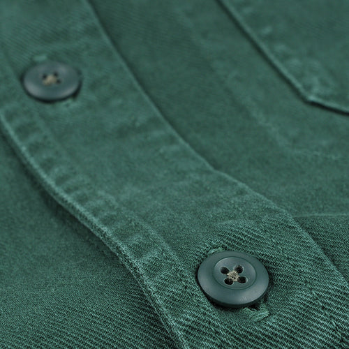 Reno Shirt in Bottle Green