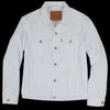 Levi's Premium - The Trucker in White Out
