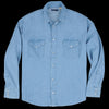 Levi's Made & Crafted - Drop Shoulder Western Shirt in Washed Western