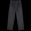 Fred Perry for Margaret Howell - Twill Tennis Trouser in Black
