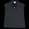 Fred Perry for Margaret Howell - Pique Tennis Shirt in Black