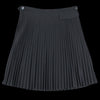 Fred Perry for Margaret Howell - Pleated Tennis Skirt in Black