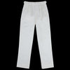 Fred Perry for Margaret Howell - Twill Tennis Trouser in Snow White