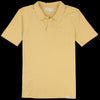 Merz B. Schwanen Good Basics - Polo Shirt with Pocket in Corn