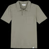 Merz B. Schwanen Good Basics - Polo Shirt with Pocket in Army