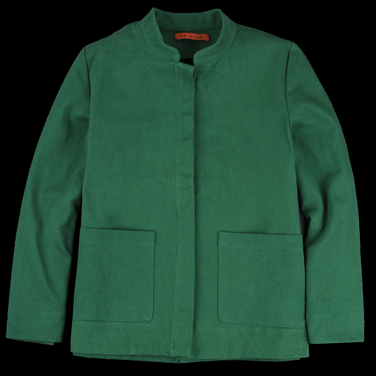 44d28623468 The Diplomat Jacket in Evergreen Twill