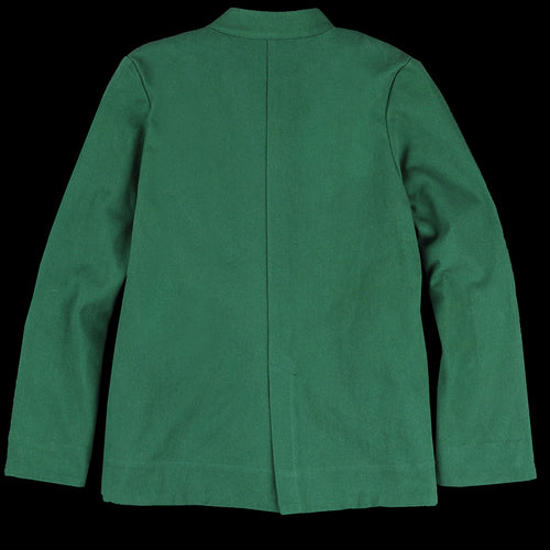 The Diplomat Jacket in Evergreen Twill