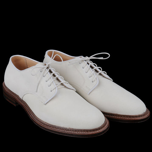 Arthur Unlined Suede Dover in Ivory 29330F