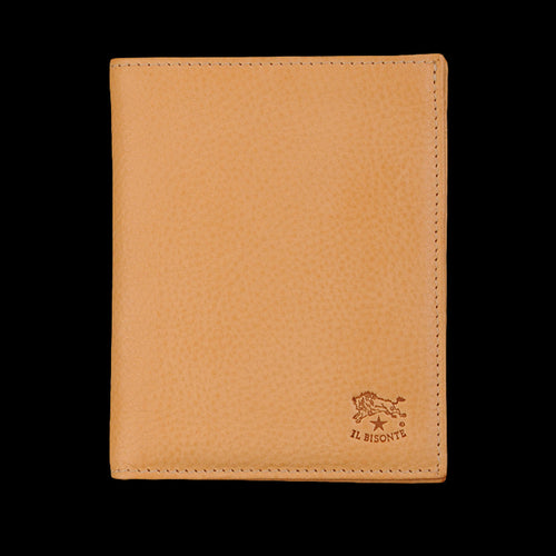 4x5 7 Slot Wallet in Natural